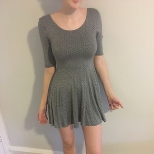 FOREVER 21 fit 'n flare dress